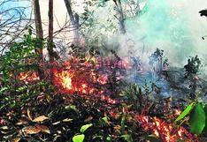 Alertan que Colombia está bajo la amenaza de múltiples incendios forestales