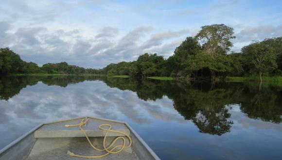 Amazonía peruana (Foto: Pixabay)