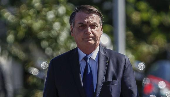 Aunque parecía imposible, la semana pasada Bolsonaro fue elogiado por la izquierda por frenar un incremento previsto de 5.7% en el precio de los combustibles. (Foto: AFP)