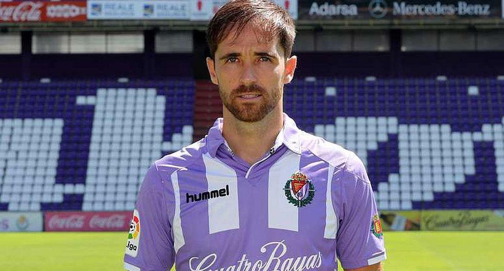 16.- Míchel (Real Valladolid), en 2.1 millones de dólares. (Foto: Agencias)