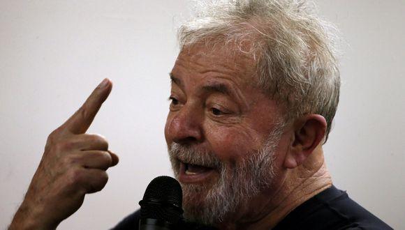 FOTO 3   1980: Se convierte en cofundador del Partido de los Trabajadores (PT), de izquierda. (Foto: Reuters)