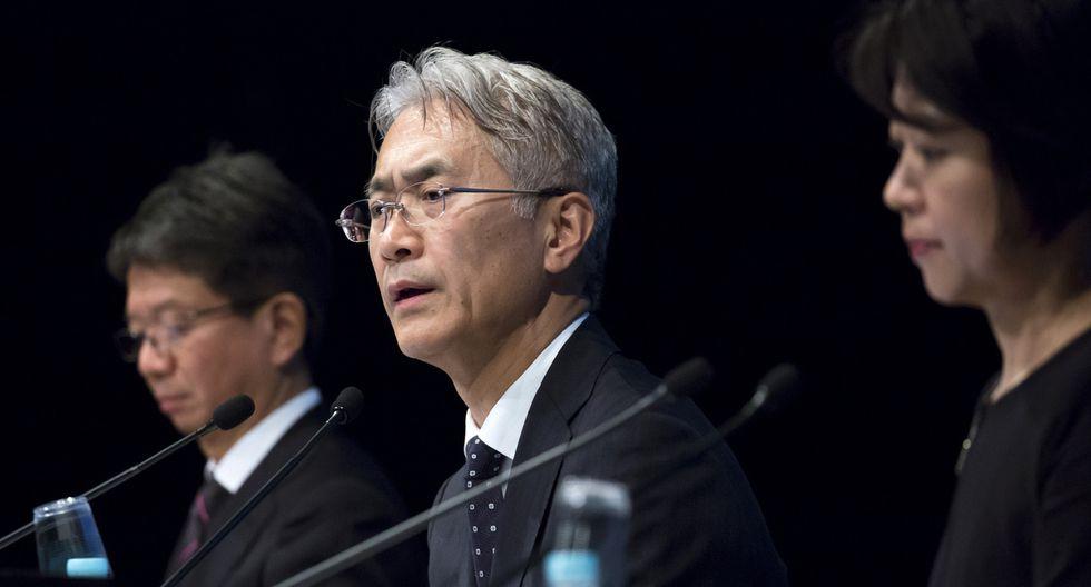 CEO de Sony de Kenichiro Yoshida. (Foto: Bloomberg)