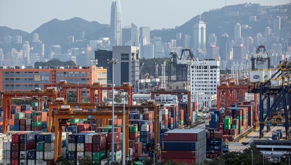 Hong Kong. (Foto: Bloomberg)