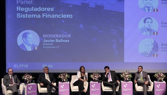 Emprendimiento digital. Se prepara para dar el gran salto en el país, con los bancos 100% digitales. (Foto: Diana Chávez)