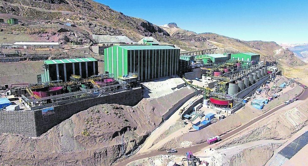 Objetivo. Buenaventura también apunta a mayores eficiencias en minas. (Foto: Difusión)