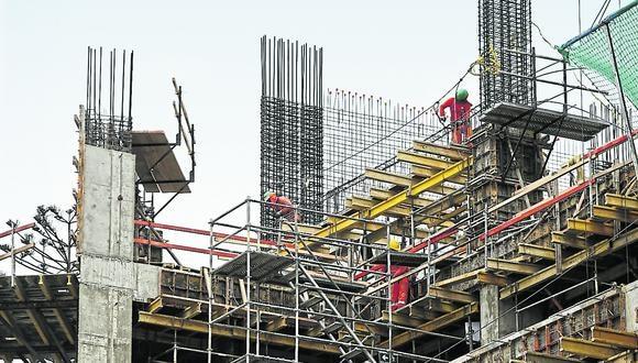 El decreto de urgencia para la reactivación de las obras públicas paralizadas tendrá vigencia de un año. (Foto: GEC)