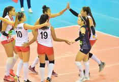 Vóley: Selección peruana ganó 3-0 a Turquía en Mundial Sub 18 de Egipto y se acerca a octavos de final