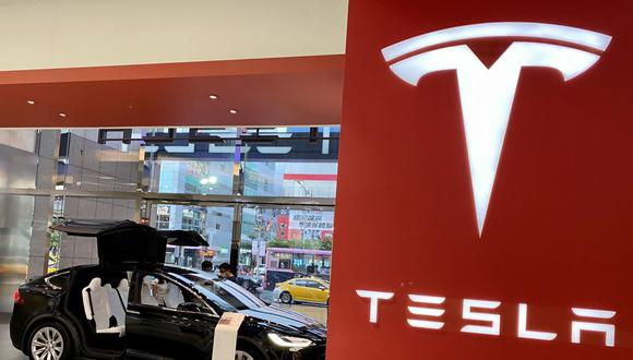 Tesla. (Foto: EFE)