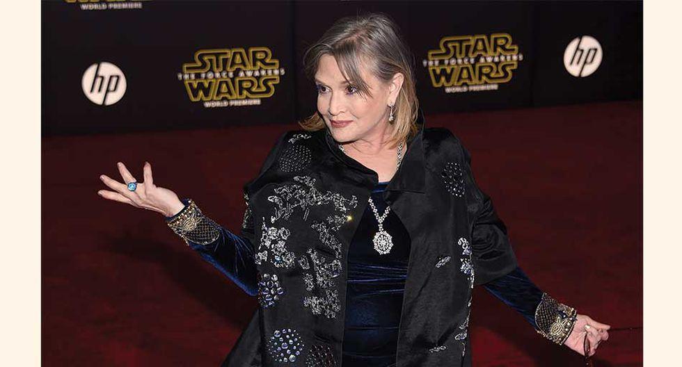 Carrie Fisher La Querida Princesa Leia En 15 Frases