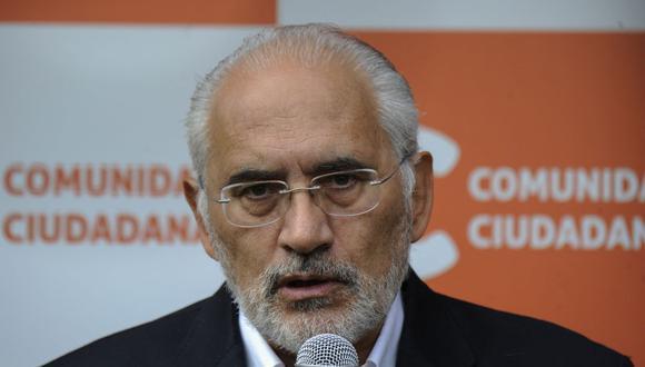 Ex presidente de Bolivia Carlos Mesa. (Foto: JORGE BERNAL / AFP).