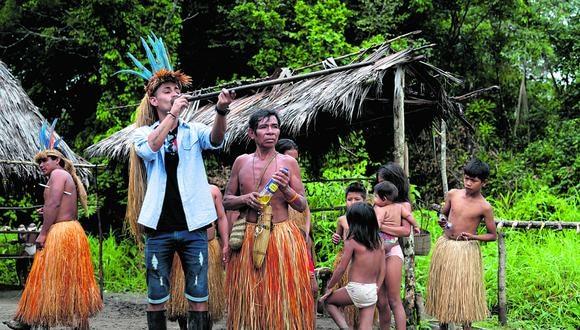 IQUITOS 22 DE AGOSTO DEL 2019 (Foto: Renzo Salazar)  RECORRIDO POR EL RIO AMAZONAS Y TRASLADO A LA COMUNIDAD YAGUAS.  FOTOS: RENZO SALAZAR