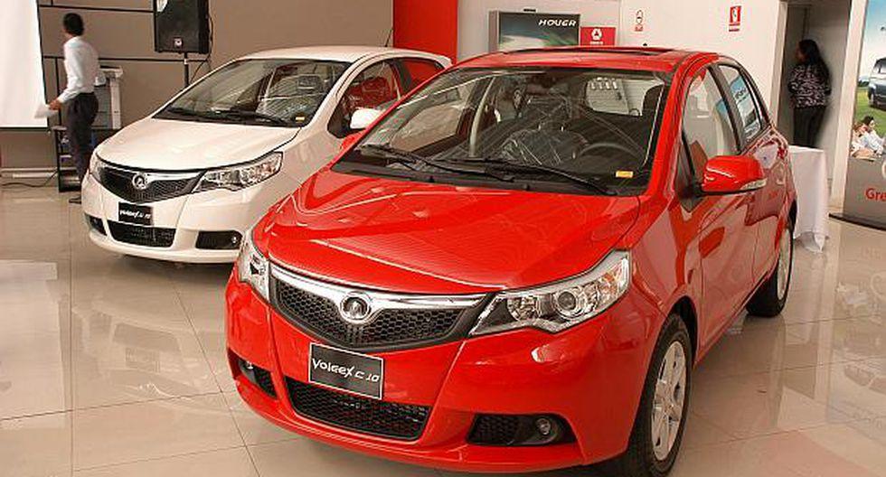 La importación de vehículos chinos viene creciendo. (Foto: USI)