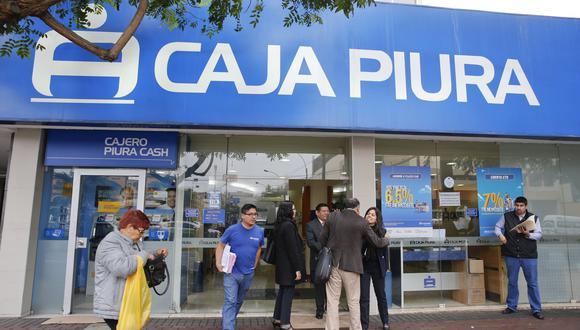 Caja Piura proyecta colocar S/ 20 millones en créditos de consumo este mes. (Foto: GEC)