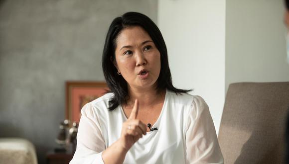 Keiko Fujimori afronta un pedido de 30 años de prisión por el Caso Odebrecht y a pocos días de las Elecciones 2021. (Foto:  GEC)