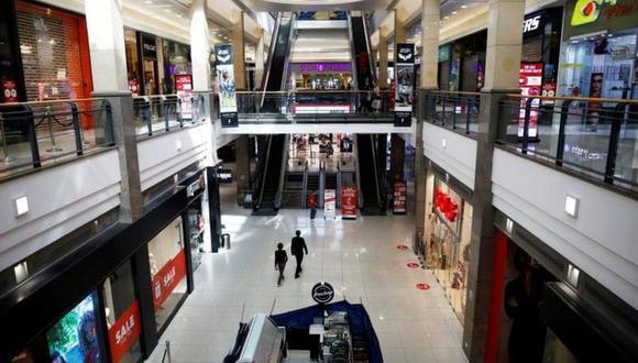 Los centros comerciales abrirán nuevamente sus puertas. (Foto: REUTERS)
