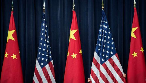 Guerra comercial. (Foto: AFP).