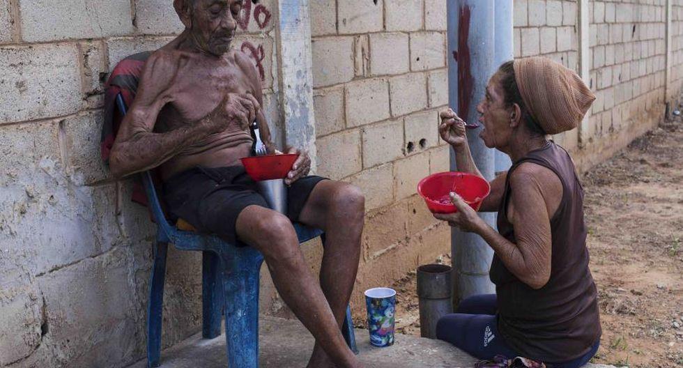 Internacional: Pobreza en la capital de industria petrolera de Venezuela | NOTICIAS GESTIÓN PERÚ