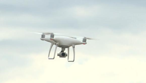 Cuando los drones civiles se convierten en amenaza ( Video: AFP)
