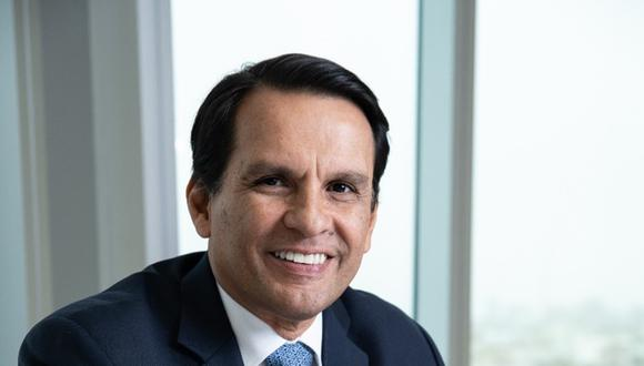 Foto: Max de Freitas. Vice Presidente de Riesgos Patrimoniales. Rimac Seguros.