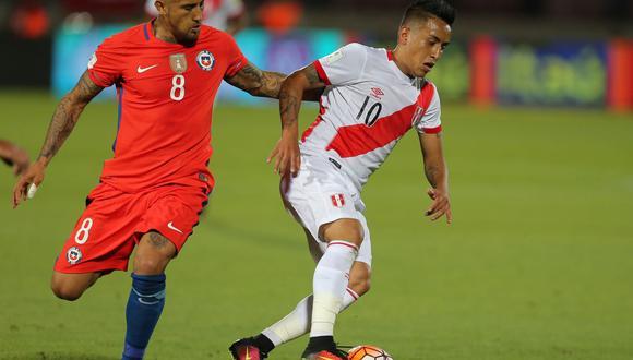 Perú vs Chile. La selección peruana jugará con Brasil en la final. (Foto: GEC)