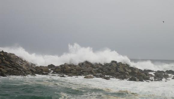 Vientos en la costa (Foto: GEC)