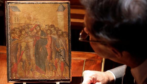 El Cristo Burlado. (Foto: Reuters)