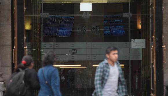El índice S&P/BVL Perú General cayó un -0.41%. (Foto: GEC)