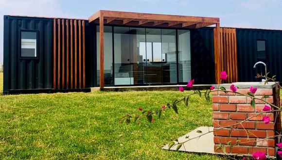 Tendencia. Casas de campo  vienen ya siendo usadas como primera vivienda (Foto: Difusión)