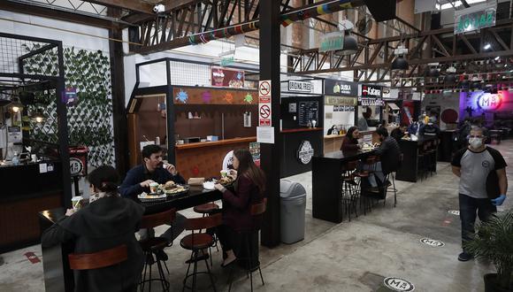 Sector privado brinda propuestas para recuperar economía de restaurantes. (Foto: GEC)