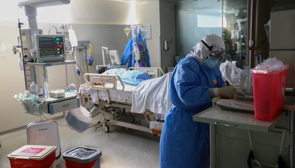 Coronavirus en Perú. (Foto: Hugo Curotto / GEC)