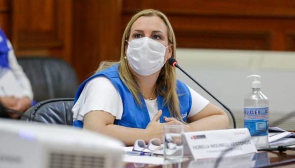 Fiorella Molinelli (Foto: Difusión)
