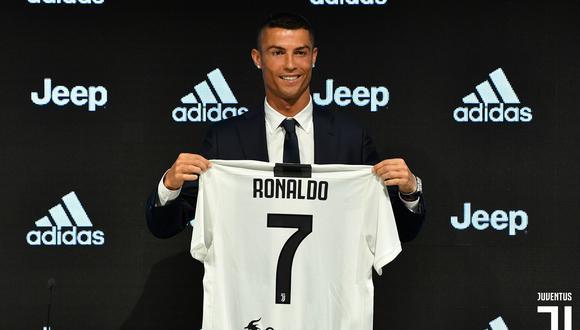El fichaje de Cristiano Ronaldo sacudió el mercado de pases. (Foto: Juventus)