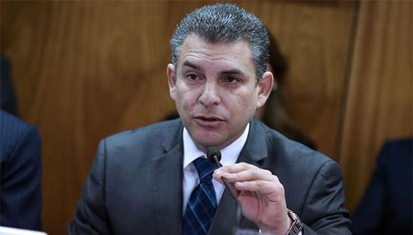 Rafael Vela se desempeña como coordinador nacional de las Fiscalías Especializadas en Delitos de Lavado de Activos y Pérdida de Dominio. (Foto: Agencia Andina)