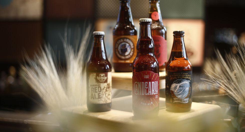 FOTO 8 | Una buena espuma ha de ser blanca y no deshacerse rápidamente. Ten en cuenta que un vaso mal lavado o secado, podría afectar la espuma y también la calidad de la cerveza. (Foto: Difusión)