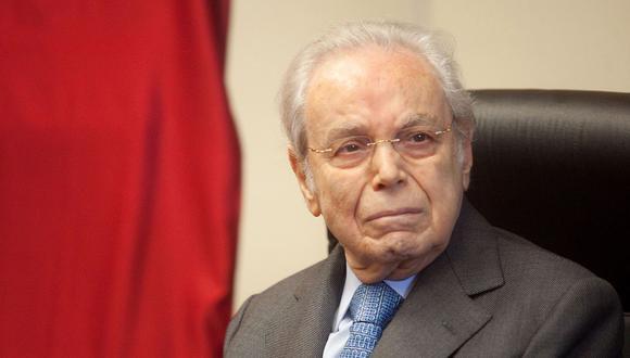 Javier Pérez de Cuéllar falleció a los 100 años este 4 de marzo. (Foto: Andina)