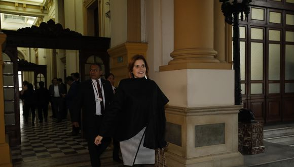 Mercedes Araoz es también Comisionada Extraordinaria en el proceso de vinculación del Perú con la OCDE. (Foto: GEC)