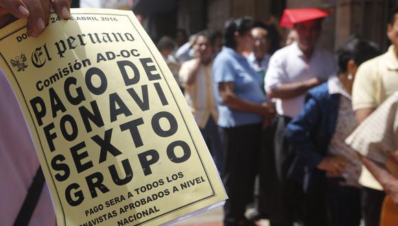 Los herederos forzosos puede cobrar, pero de acuerdo a la orden de prelación. (Foto: GEC)