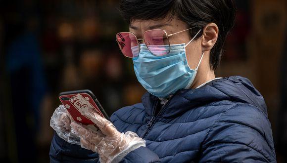 China parece tener bajo control el brote y aunque sigue detectando contagios, la mayoría de los registrados en las últimas jornadas son procedentes de otros países. (Foto: NICOLAS ASFOURI / AFP)