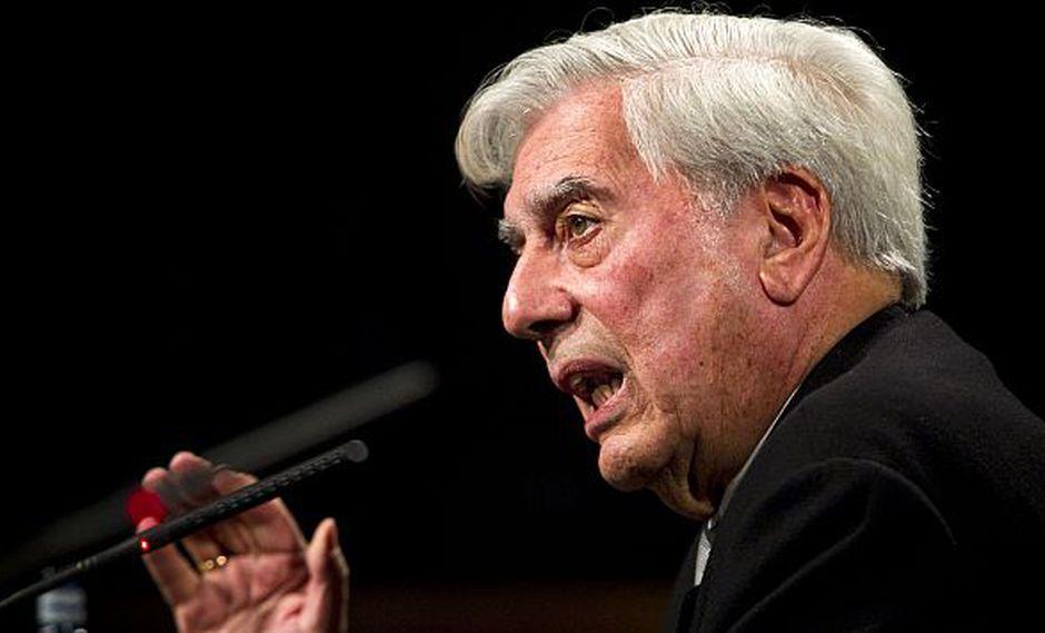 Mario Vargas Llosa. (AP)