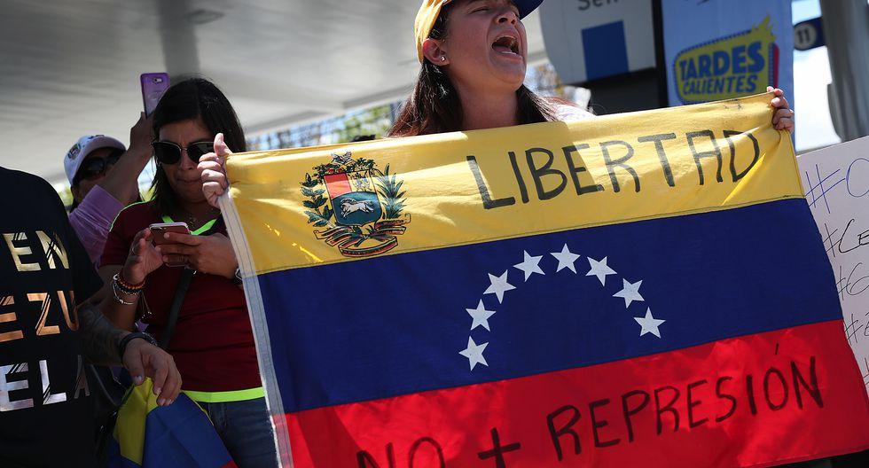 Crisis en Venezuela 2019