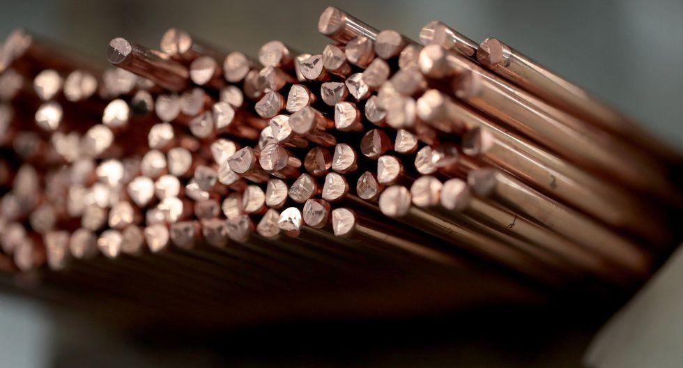 La empresa estatal Codelco, la mayor productora mundial de cobre, operaba con normalidad, durante paro general. (Foto: AFP)