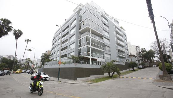 Los departamentos en Barranco mantienen el metro cuadrado más caro de Lima. (Foto: USI)
