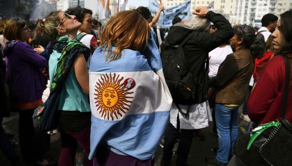 El FMI le concedió a Argentina una prórroga, pero no una exención. (Foto: AFP)