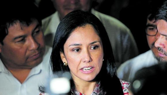 Complicada. Nadine Heredia tendrá otra investigación por Lava Jato. (Foto: GEC)
