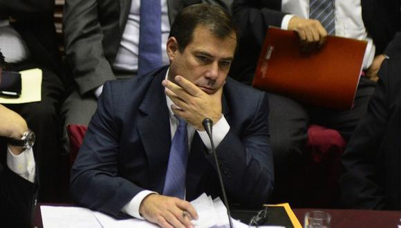 Bruno Giuffra fue denunciado por el exfiscal de la Nación Pedro Chávarry por presunto cohecho activo genérico y tráfico de influencias. (Foto: GEC)