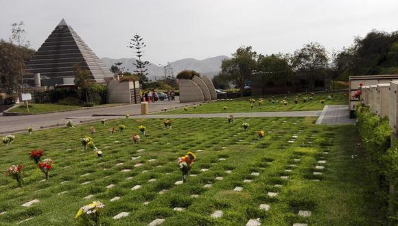 Jardines de la Paz sumará un nuevo camposanto en el segundo semestre del 2021. (Foto: GEC)