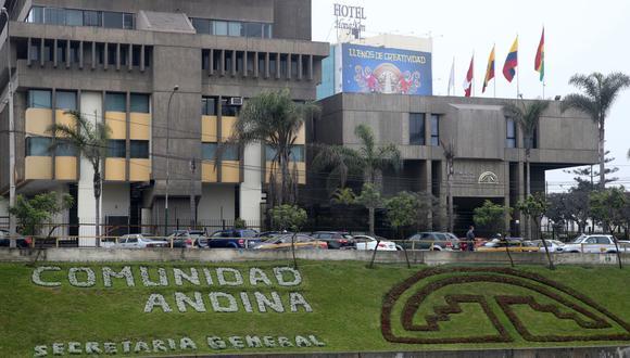 El secretario general de la CAN, Jorge Hernando Pedraza resaltó que este acuerdo vuelva a formar parte de la agenda del organismo. (Foto: Andina)