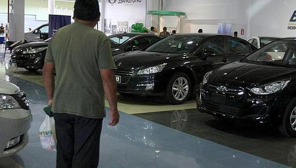 En agosto, la industria automotriz local vendió11,804 unidades del segmento de vehículos ligeros. (Foto: USI)