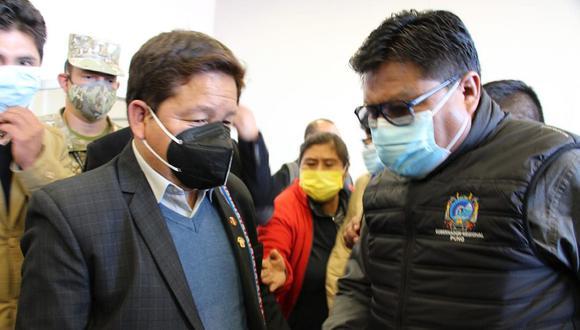 Guido Bellido dijo que inició el proceso de renegociación del gas de Camisea. (Foto: PCM)
