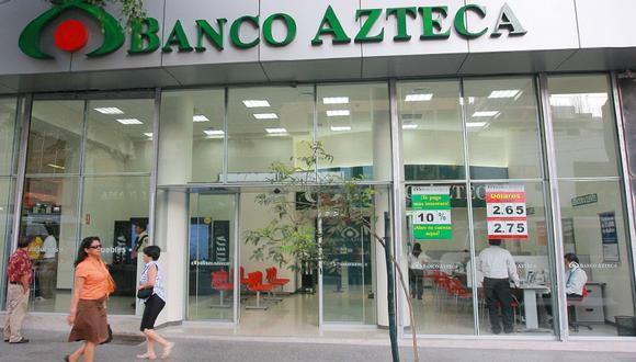 A agosto del 2020 el Banco Azteca registra pérdidas por S/ 19.7 millones y una rentabilidad patrimonial de -23.4%, de acuerdos a datos de la SBS.